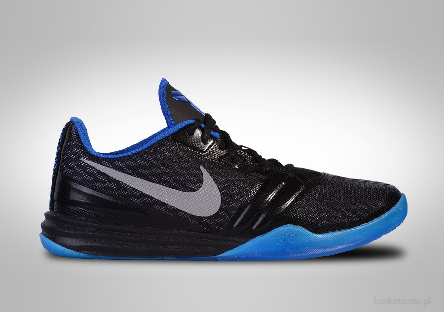 blue and black kobes