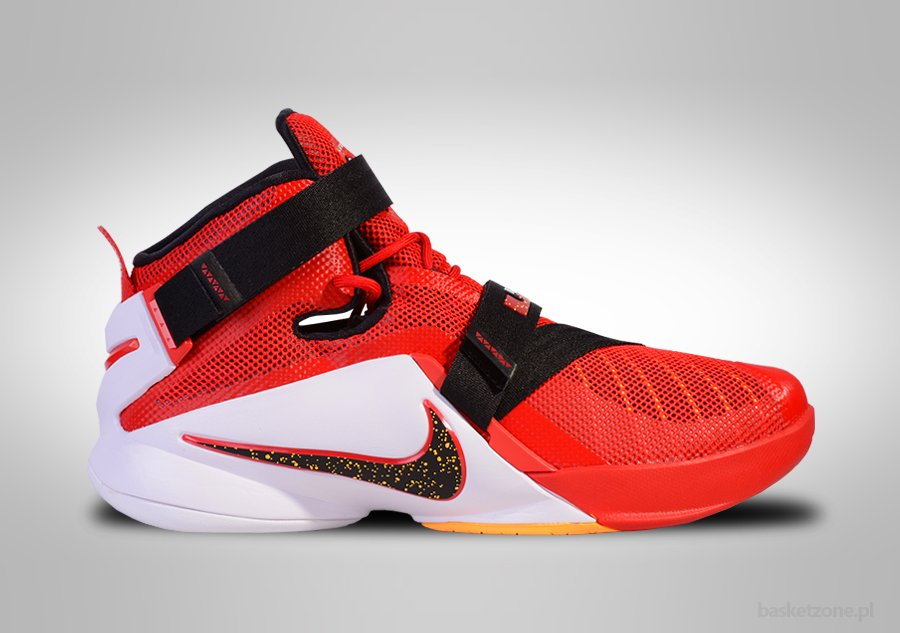 NIKE LEBRON SOLDIER IX CAVS RED