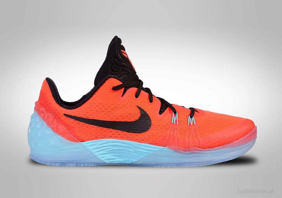 NIKE ZOOM KOBE VENOMENON 5 BRIGHT CRIMSON