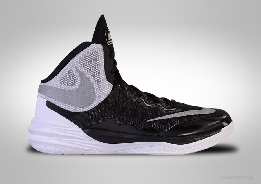 NIKE PRIME HYPE DF II BLACK REFLECT SILVER