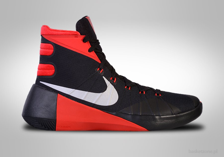 meet fa99a d366b NIKE HYPERDUNK 2015 BLACK RED price €89.00   Basketzone.net