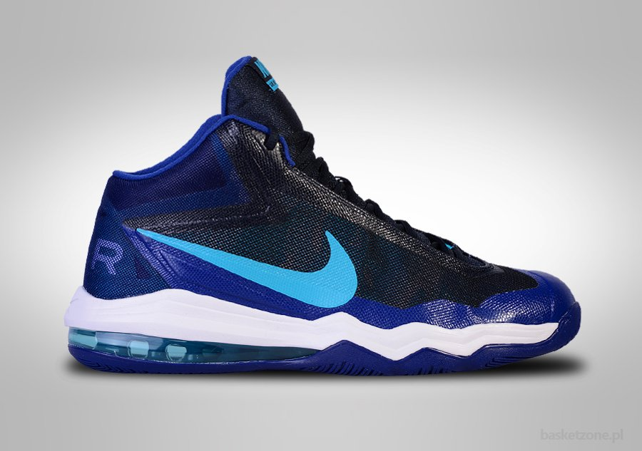 NIKE AIR MAX AUDACITY SPACE BLUE ANTHONY DAVIS