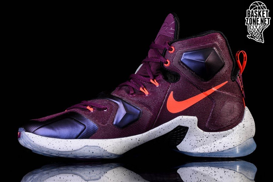 a29743309d9 NIKE LEBRON XIII MULBERRY (SMALLER SIZES) price  112.50