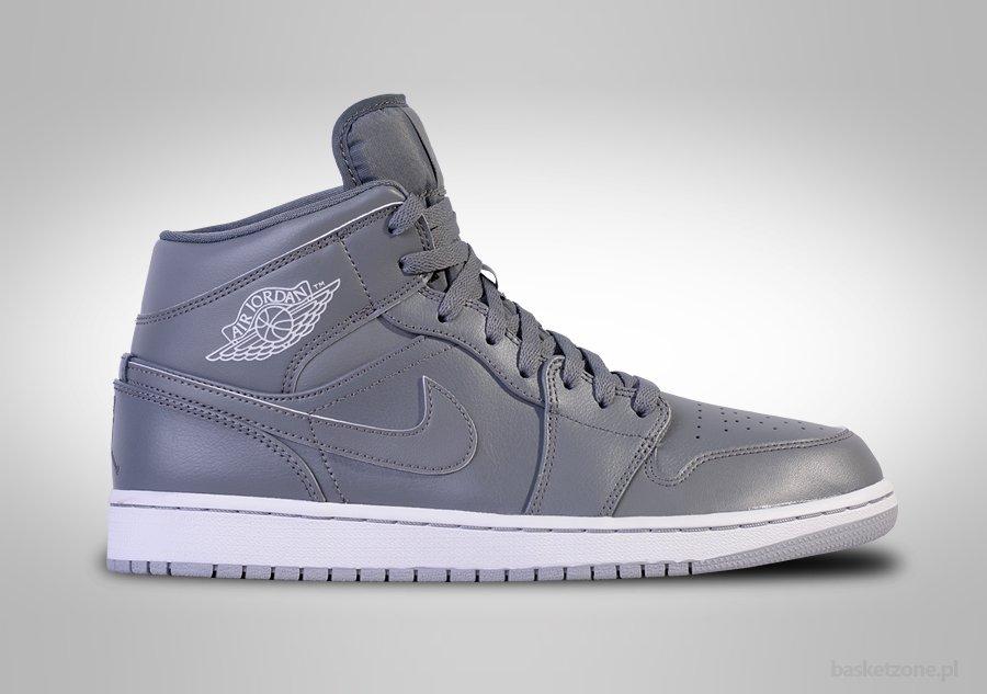 Air Jordan Mi Gris Frais