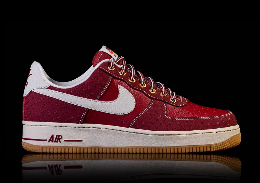 NIKE AIR FORCE 1 LOW WORKBOOT TEAM RED