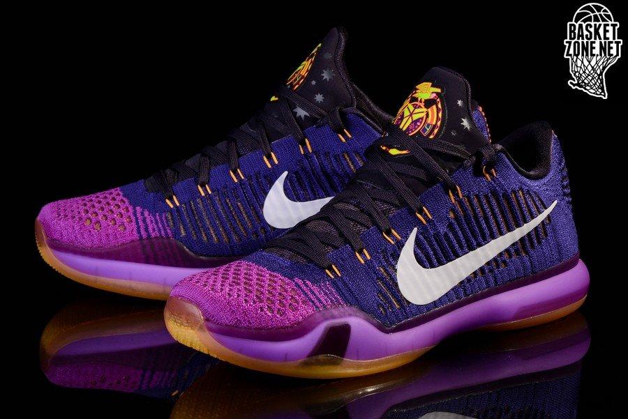 Kobe 10 Purple Low