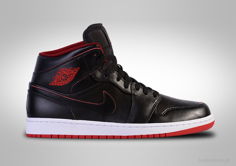 NIKE AIR JORDAN 1 RETRO MID LANCE MOUNTAIN BRED BG