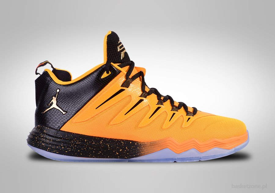 NIKE AIR JORDAN CP3.IX YELLOW DRAGON