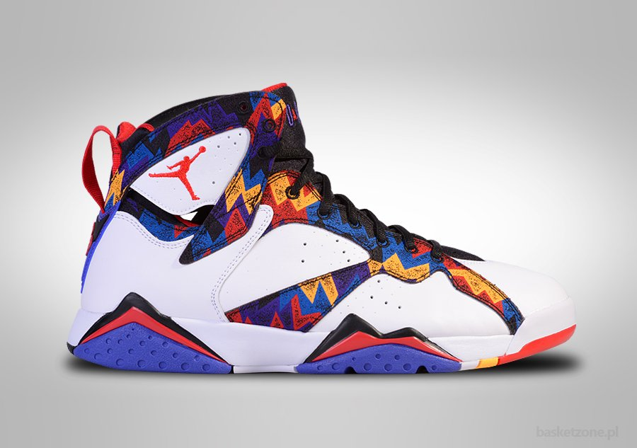 NIKE AIR JORDAN 7 RETRO SWEATER BG (SMALLER SIZES) price € ... Nike Air Jordan 7 Retro