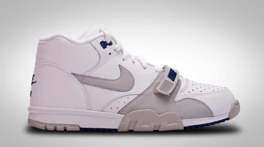 NIKE AIR HIGH TRAINER 1 GREY WHITE